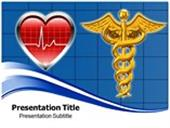 Heart With Medical Logo