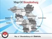 Brandenburg Map Layout