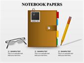 Notebooks papers