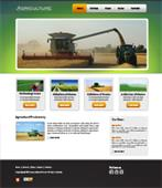 Farming Web Template