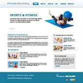 Fitness Web Templates