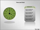 Time and Clock Animated