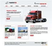 Transportation Web Templates