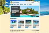 Travels Holidays Website Templates