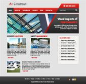 Architecture and Building web templates