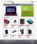 Computer Store Web Templates