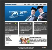 Academic Html Web Templates