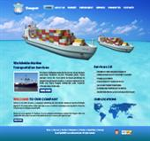 Water Transport Web Templates