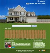 Sweet Home Web Templates