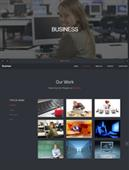 business our work web template